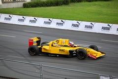 2010 участвовать в гонке moscow города Баварии Стоковая Фотография RF