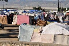 2010年地震海地 库存照片