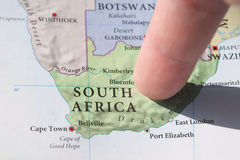 мир 2010 футбола чашки Африки южный Стоковые Фото