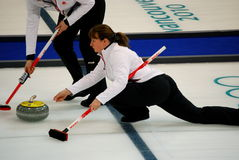 2010场比赛奥林匹克温哥华冬天 免版税库存照片