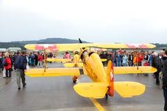 2010 24 juillet Emmen Airshow, Images stock