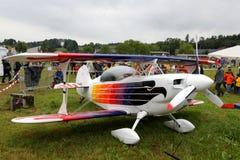 2010 24. Juli Emmen Airshow, Lizenzfreie Stockbilder
