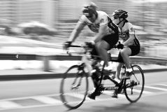 2010 - 94.7 Momentum Cycle Race, JHB Royalty Free Stock Photo