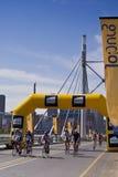 2010 - 94.7 Momentum-Schleife-Rennen, JHB stockfotos