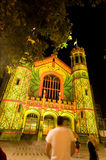 2010 Adelaide Northern Lights Festival Royalty Free Stock Photos