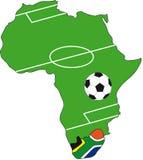 2010 Africa filiżanki południe świat Zdjęcia Stock