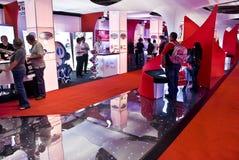 2010 Africa maizey znaka kram Zdjęcia Royalty Free
