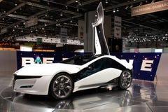 2010 alfa Geneva motorowy pandion Romeo przedstawienie Fotografia Stock