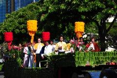 2010 aloha hawaianska festivaler Royaltyfri Bild