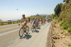 2010 Amgen Tour of California Stock Image