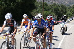 2010 AMGEN Tour of California Royalty Free Stock Photo