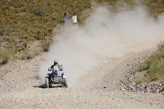 2010 Argentina wiec Chile Dakar Zdjęcia Royalty Free
