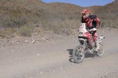 2010 Argentina wiec Chile Dakar obraz stock