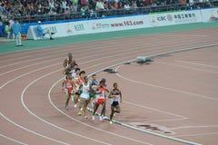 2010 Asiat Spiel-lang-Abstand Rennen Lizenzfreie Stockbilder
