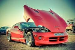 2010年autoexotics节日国际 免版税库存照片
