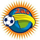 2010 balowych filiżanki piłki nożnej światów ilustracji