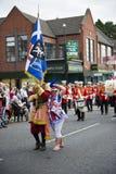 2010 Belfast marszu pomarańcze Obrazy Royalty Free