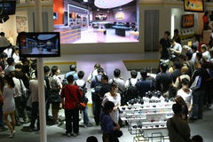 2010 China P u. E Stockfoto