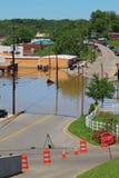 2010 clarksville wylew tn Zdjęcie Stock