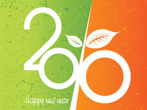 2010 Concept. Vector illustration of new year concept 2010 Royalty Free Stock Photos