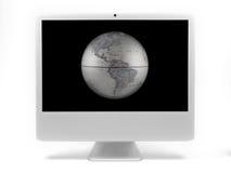 2010 de Kalender van het Bureau Royalty-vrije Stock Foto's