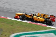 2010 de Maleise Grand Prix van Formule 1 Petronas Stock Afbeeldingen