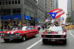 2010 de Parade van de Dag van het Puerto Ricaan Royalty-vrije Stock Afbeeldingen