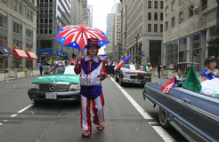 2010 de Parade van de Dag van het Puerto Ricaan Stock Foto