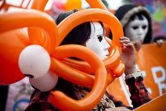 2010 de Parade van de Trots van Taiwan LGBT Royalty-vrije Stock Afbeeldingen