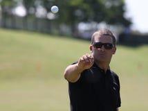 2010 delamontagne francuza golf otwarty Obraz Stock