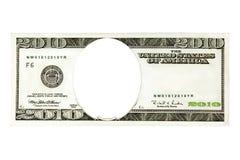 2010 dollar fejkar Arkivfoto