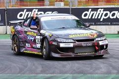 2010 dryftowa samochód formuła jego miki target729_0_ ryuji Zdjęcie Stock