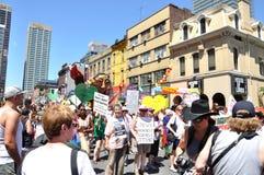 2010 dumy Toronto tydzień Obrazy Stock