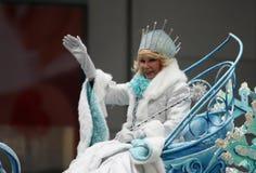 2010 dzień Joan macy parady rzek s dziękczynienie Zdjęcia Stock