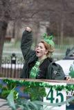 2010 dzień Ottawa parady Patrick s święty zdjęcie stock
