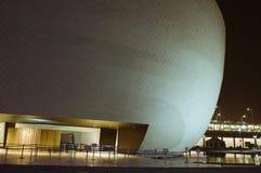 2010 expo Finland pawilon Shanghai zdjęcie royalty free