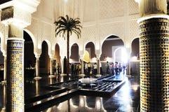 2010 expo Morocco pawilon Shanghai obraz stock