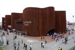 2010 expo Shanghai obraz royalty free