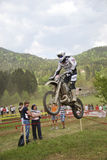 2010 FIM Enduro World Championship Stock Photography