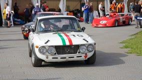 2010 formuła Lancia Melbourne jeden Zdjęcie Royalty Free
