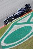 2010 Formula 1 - Malaysian Grand Prix 04. Team: Williams Royalty Free Stock Image