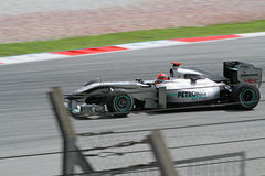 2010 Formula 1 - Malaysian Grand Prix 10 Royalty Free Stock Photos