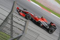 2010 Formula 1 - Malaysian Grand Prix 15. Team: Virgin Royalty Free Stock Photos