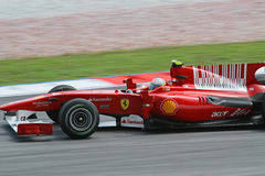 2010 Formula 1 - Malaysian Grand Prix 19 Royalty Free Stock Photos