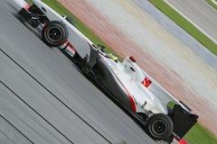 2010 Formula 1 - Malaysian Grand Prix 23. Team: BMW Sauber Royalty Free Stock Images