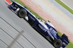 2010 Formula 1 - Malaysian Grand Prix 25. Team: Williams Stock Images