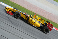 2010 Formula 1 - Malaysian Grand Prix 30. Team: Renault Stock Image