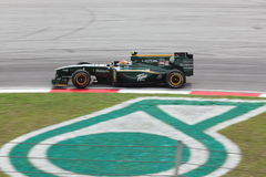 2010 Formula One Petronas Malaysian Grand Prix stock images