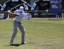 2010 francuza golfowa kaymer oknówka otwarta Zdjęcie Stock