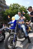 2010 Gay pride in Paris France Royalty Free Stock Photos